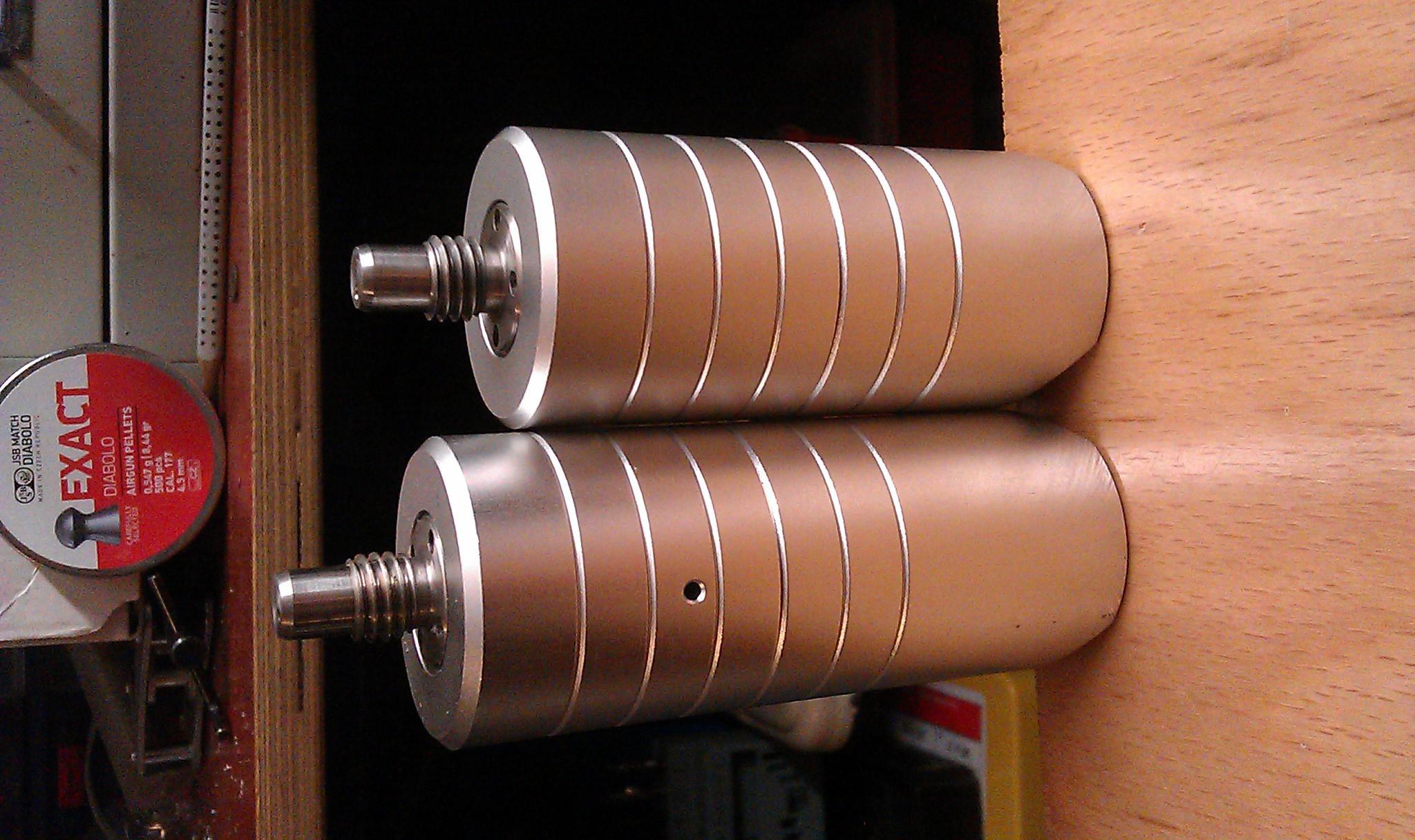 Walther pressure regulators | Airgun Accuracy