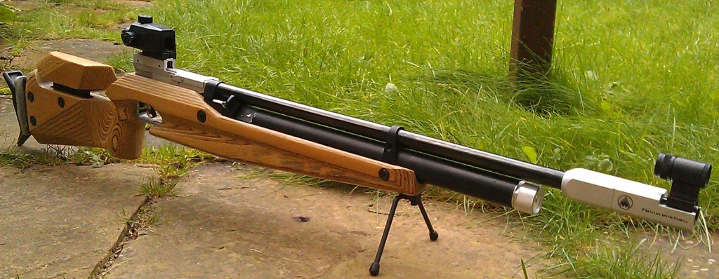 Feinwerkbau P70, 10meter ISSF version dated 1998