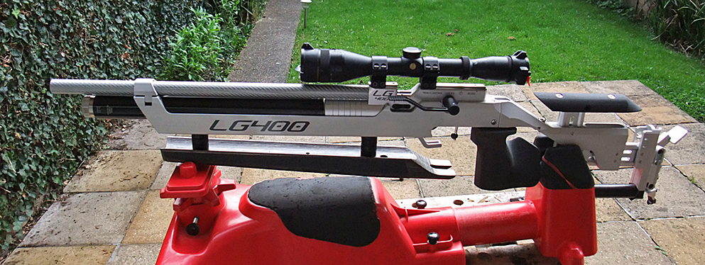 Roger B.'s Walther LG400-HFT
