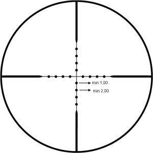 Mildot Reticle